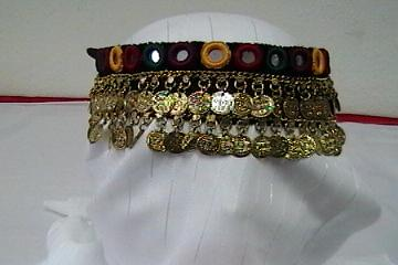 Indian Headpiece
